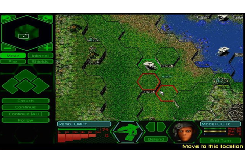 Mission Force : Cyber Storm (Windows game 1996) - YouTube