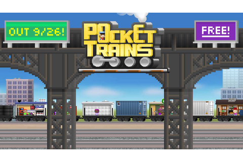 Pocket Trains video postcard - Coming 9/26! - YouTube