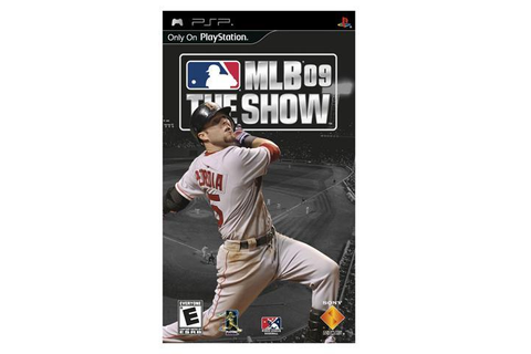 MLB 09 The Show PSP Game SONY-Newegg.com