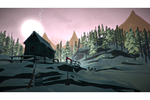 Survival Game The Long Dark Is a Troubling Yet Beautiful ...
