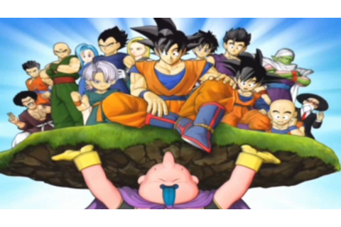 Dragon Ball Z - Infinite World (Intro) - YouTube