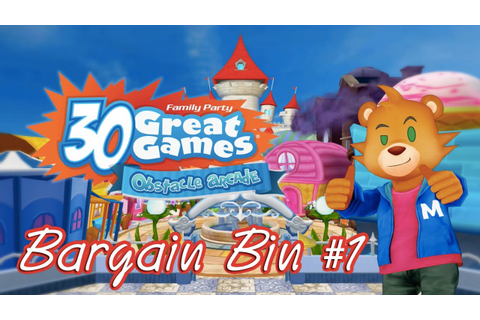 Bargain Bin #1: Family Party: 30 Great Games Obstacle ...