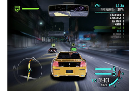 Download Need for Speed Carbon 2006 – Windows