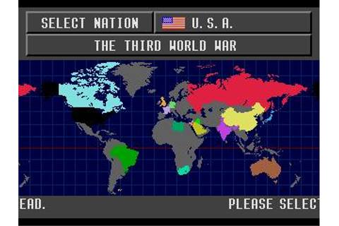 Third World War Download (1993 Strategy Game)