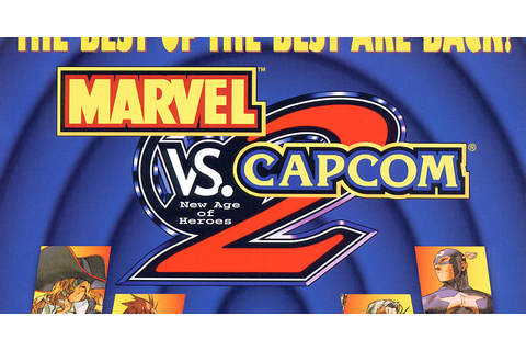 Game Fanatics: Marvel vs. Capcom 2: New Age of Heroes [Rom ...