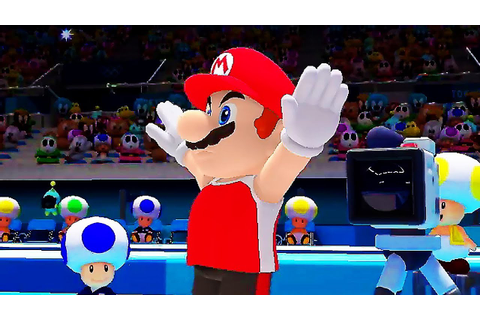 MARIO & SONIC AT THE OLYMPIC GAMES TOKYO 2020 Gameplay ...