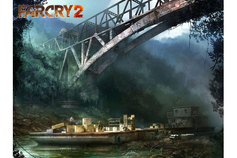Far Cry 2 Wallpapers - Games Wallpapers #3