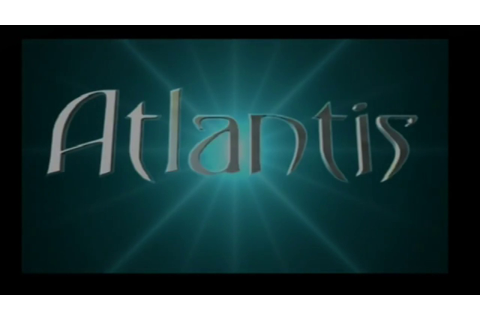 "[Ps2] Introduction du jeu ""Atlantis III : Le Nouveau Monde ..."