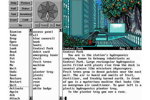 Download Frederik Pohl's Gateway adventure for DOS (1992 ...