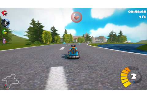 Super Tux Kart – Gratis PC Games