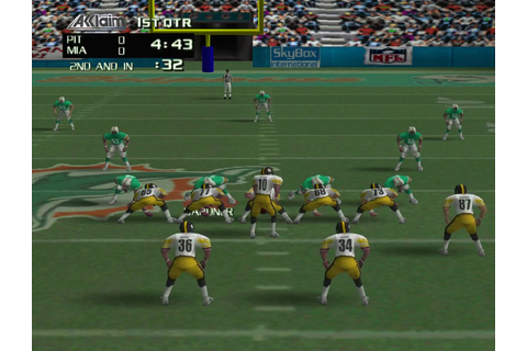 NFL Quarterback Club '98 Download Game | GameFabrique