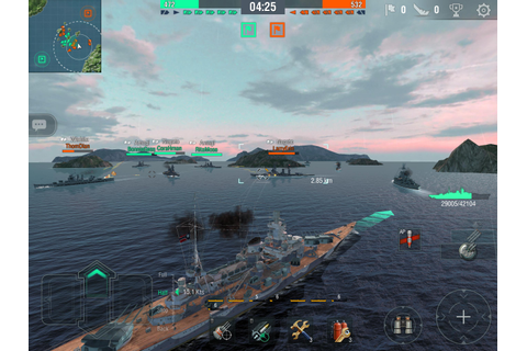 Download World of Warships Blitz on PC with BlueStacks