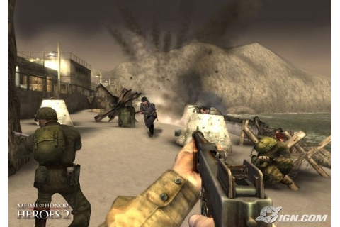 Pre-GC 2007: Medal of Honor Heroes 2 Wii Interview - IGN