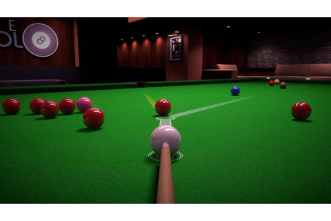 Pure Pool Announces New Snooker DLC