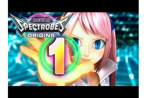 Spectrobes Origins Walkthrough Part 1 (Wii) No Commentary ...