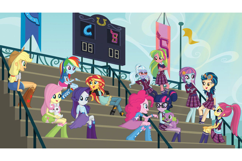 My Little Pony Equestria Girls: Friendship Games | Netflix