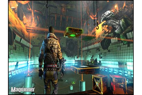 Magrunner: Dark Pulse | Free Download PC Game Full Version