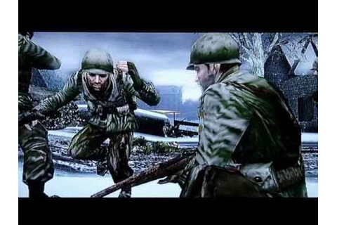 Call Of Duty: World At War Final Fronts - Gameplay ...