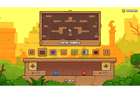 Toto Temple Deluxe: OUYA Edition - OUYA apps & games ...