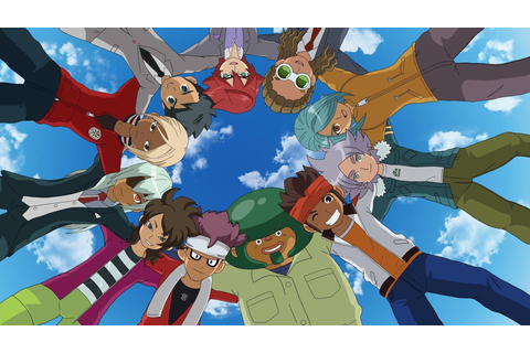 Select Inazuma Eleven Anime Episodes Now Available In ...