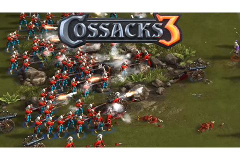 Cossacks 3 Gameplay - Turkey Gameplay Four Player Free For ...