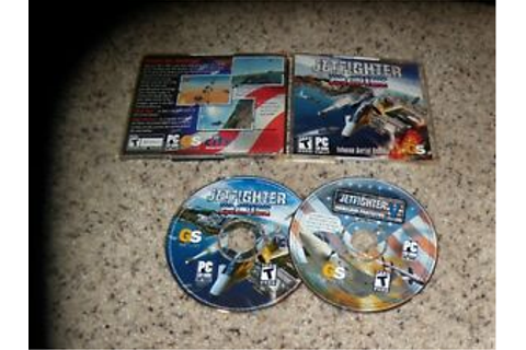 Jetfighter 2015 & Jetfighter V Homeland Protector PC Games ...
