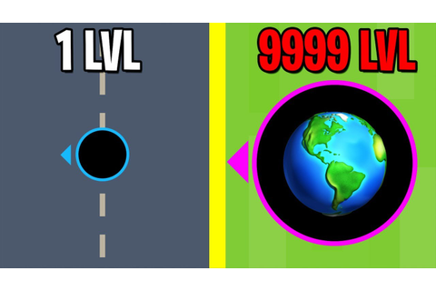 HOLE.IO WORLD RECORD - TIPS TRICKS & STRATEGY! NEW IO GAME ...