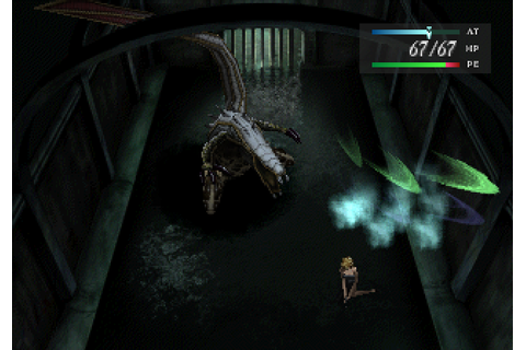 Parasite Eve is the Survival Horror/RPG blend that ...