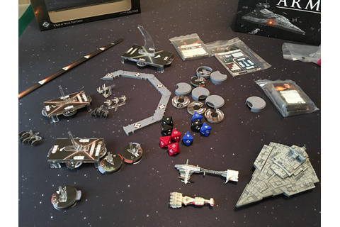 Star Wars Armada | Tim's Board games