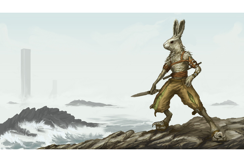 Why ninja rabbits? news - Overgrowth - Indie DB