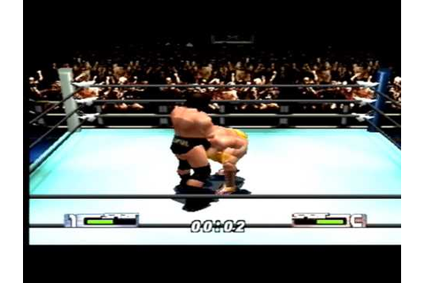 Virtual Pro Wrestling 2 Mike Awesome vs Hiroshi Hase - YouTube
