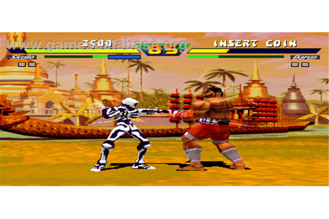 Street Fighter EX Plus - Arcade - Games Database