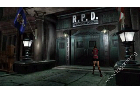 Resident Evil 2 (Biohazard 2) - Download Free Full Games ...