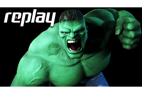 Replay – The Incredible Hulk: Ultimate Destruction - Game ...