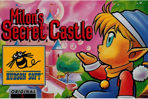 Milon's Secret Castle (Game Boy) - TEST
