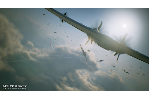 ACE COMBAT 7: SKIES UNKNOWN Trailer and Images | The ...