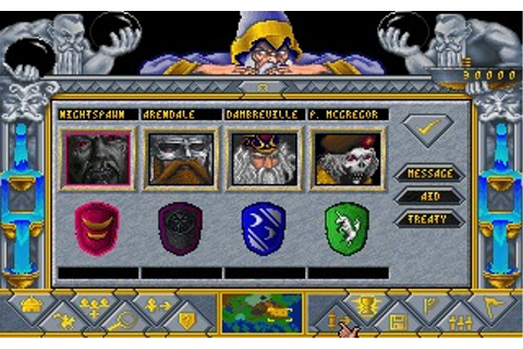 Fantasy Empires (DOS) Game Download
