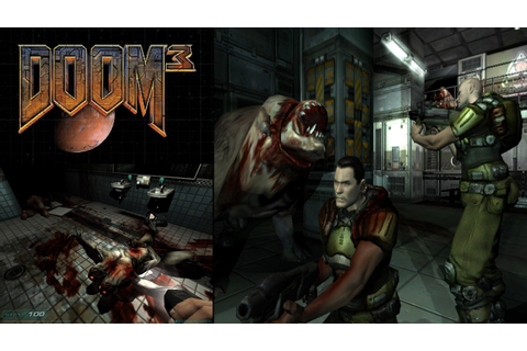 Doom 3 wallpapers HD for desktop backgrounds