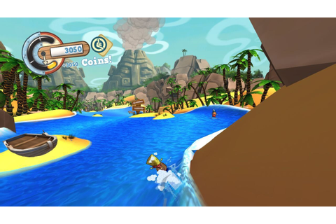 SpongeBob Surf & Skate Roadtrip (2011) XBOX360 скачать ...