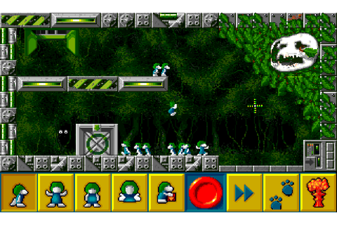 All New World Of Lemmings : The Company - Classic Amiga Games