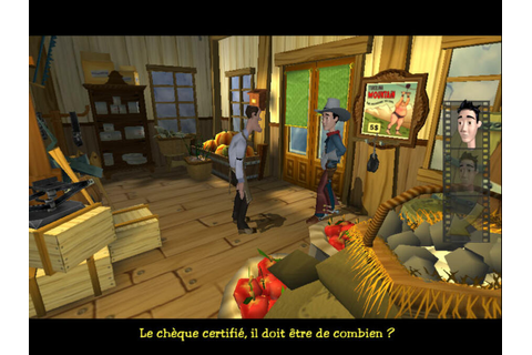 "Fenimore Fillmore ""The Westerner"" (WiiWare) Screenshots"