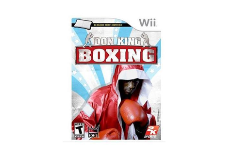 Don King Presents: Prize Fighter Wii Game - Newegg.com