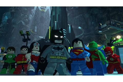 LEGO Batman 3: Beyond Gotham (Nintendo 3DS) Preview ...