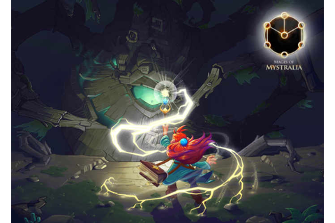 New Mages of Mystralia Game Unveiled For PS4 (video ...