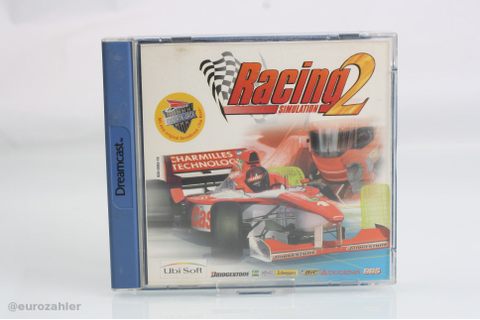 SEGA Racing Simulation 2