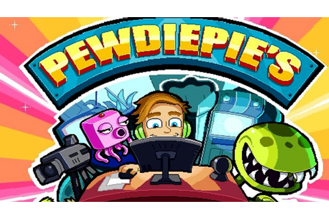 Pewdiepie's Tuber Simulator - YouTube