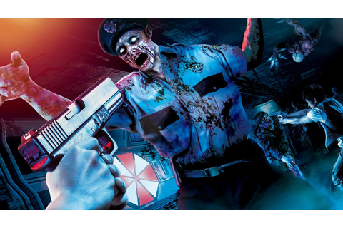 Shoot Resident Evil Zombies This Summer at Universal ...