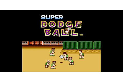 Super Dodge Ball | NES | Games | Nintendo