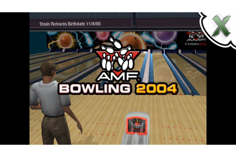 AMF Bowling 2004 (Playable at Full Speed!) | Cxbx-Reloaded ...