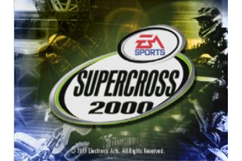 Supercross 2000 Nintendo 64 Game